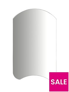 curved-edge-wall-mirror