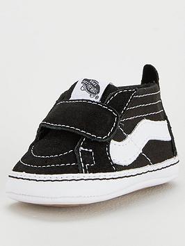 vans-sk8-hi-crib-blackwhite