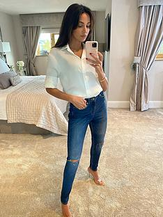 michelle-keegan-premium-skinny-distressed-jeans-blue