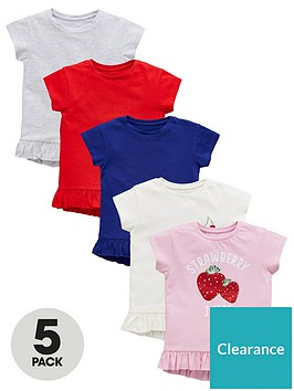 mini-v-by-very-girls-5-pack-frill-edge-t-shirts-multi
