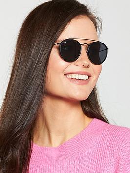 ray-ban-phantosnbspaviator-brow-bar-sunglasses