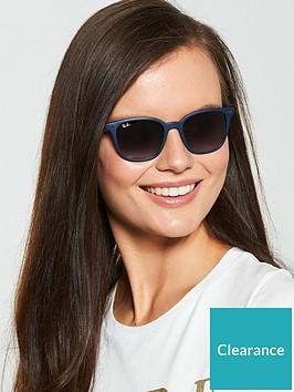 ray-ban-square-matte-ombreacute-sunglasses-dark-blue