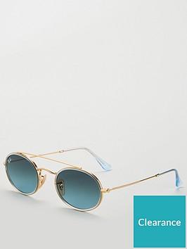 ray-ban-oval-tinted-brow-bar-sunglasses