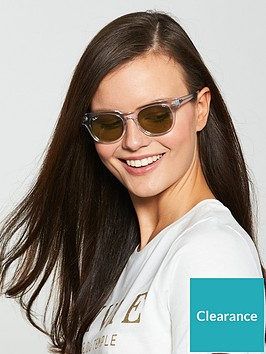 ray-ban-square-transparent-sunglasses-yellow
