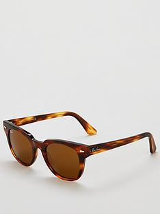 ray-ban-square-striped-havana-sunglasses