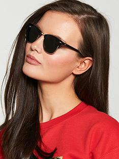 ray-ban-clubmasternbspsquare-sunglasses-black