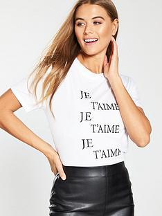 whistles-je-taimenbspprinted-logo-t-shirt--white