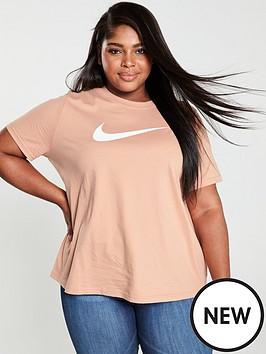 Blush Nike Tee