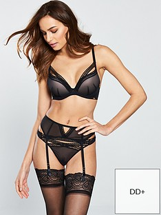 gossard-sheer-seduction-padded-plunge-bra-blacknbsp