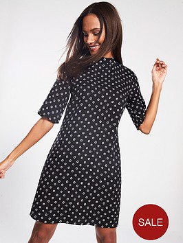 v-by-very-mono-circle-high-neck-swing-tunic-printed