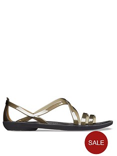 crocs-isabella-strappy-flat-sandal