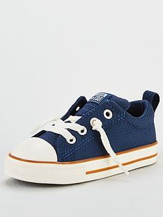 58d876693fa1 Converse Converese Chuck Taylor All Star Street Infant Mid