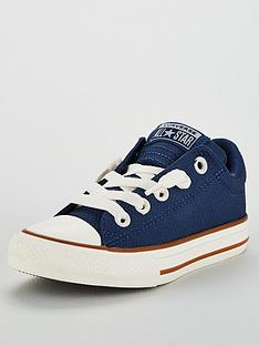 fa2ce3a9f6828a Converse Converese Chuck Taylor All Star Street Junior Mid