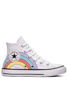b5479790a471 Converse Converse Chuck Taylor All Star Unicorn Junior Hi-Top