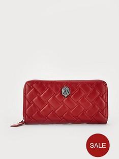 kurt-geiger-london-kurt-geiger-london-zip-around-red-eagle-purse-red