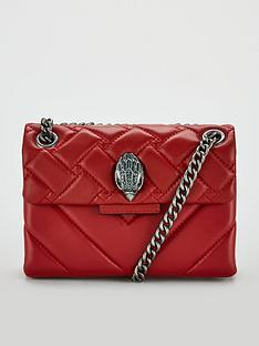 kurt-geiger-london-mini-kensingtonnbspcrossbody-bag-red
