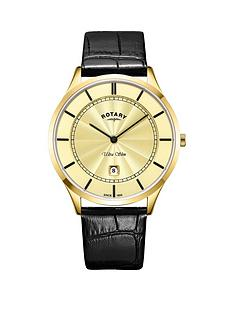 rotary-rotary-ultra-slim-gold-and-black-detail-date-dial-black-leather-strap-mens-watch
