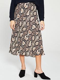 whistles-snake-print-bias-cut-skirt