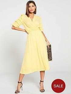 5b805c5f0 Midi (Knee) | Yellow | Dresses | Women | www.littlewoodsireland.ie
