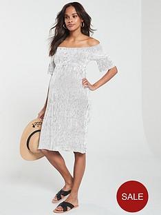 194b0e18932bd Mama-Licious Mamalicious Maternity Rylee Jersey Short Dress