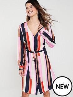 vero-moda-matilda-striped-shirt-dress
