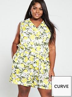 junarose-limona-printed-wrap-playsuitnbsp--white