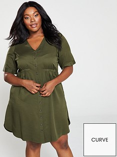 junarose-curve-khaki-alwia-dress