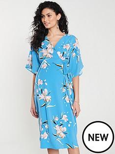 mama-licious-mamalicious-martina-34-sleeve-woven-maternity-dress
