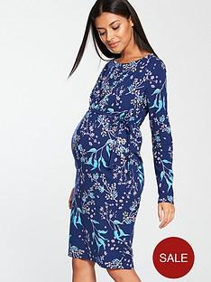 mama-licious-mamalicious-sille-long-sleeve-jersey-maternity-dress