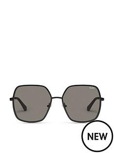 6a73e72e8b QUAY AUSTRALIA Quay X Finders Keepers Undercover Square Sunglasses - Black