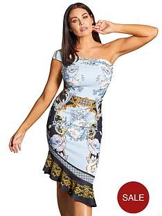 sistaglam-loves-jessica-sistaglam-loves-jessica-wright-chain-print-scuba-one-shoulder-bodycon-dress