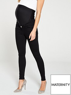 v-by-very-maternity-over-the-bump-skinny-black
