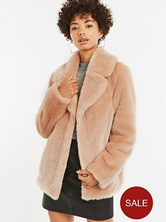 df10cbffad63 Clearance | Leather & Faux Leather Jackets | Coats & jackets | Women ...