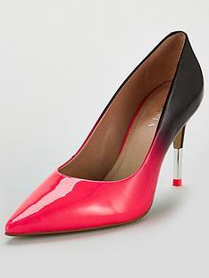 2e87a680392 Carvela Alison2 Heeled Court Shoe
