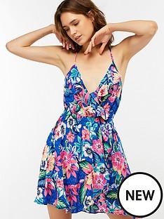 accessorize-riviera-floral-ruffle-dress