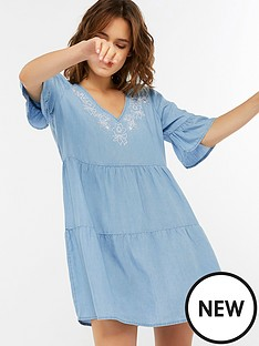 accessorize-accessorize-chambray-embroidered-trapeze-dress