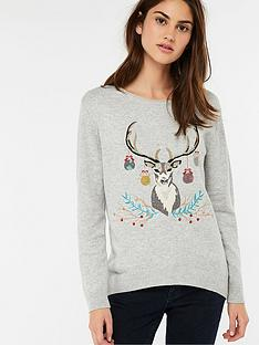 monsoon-anya-embellished-reindeer-christmas-jumper-grey-marlnbsp