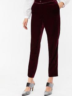 monsoon-louise-velvet-trouser-burgundynbsp