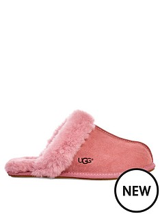 ugg-scuffette-ii-slippers-pink