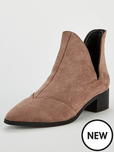 lost-ink-lost-ink-gray-flat-ankle-boot-with-v-cut-wide-fit