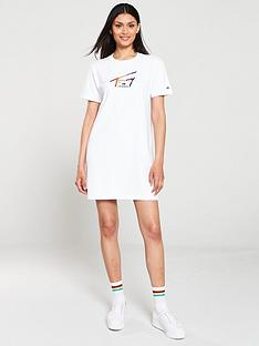 tommy-jeans-graphic-t-shirt-dress-white
