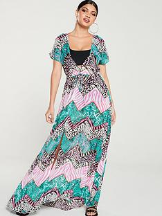 v-by-very-chiffon-print-maxi-dress