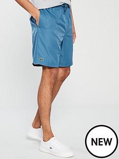 lacoste-woven-shorts-blue