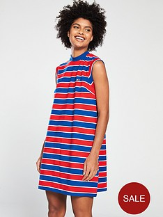 tommy-jeans-a-line-dress-stripe