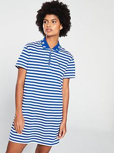 tommy-jeans-essential-stripe-polo-dress-blue