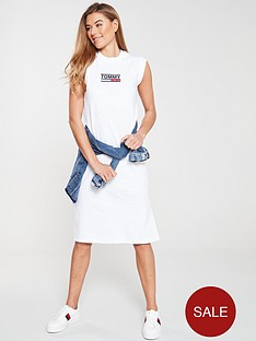 tommy-jeans-logo-tank-dress-classic-white