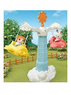 sylvanian-families-baby-airplane-ride
