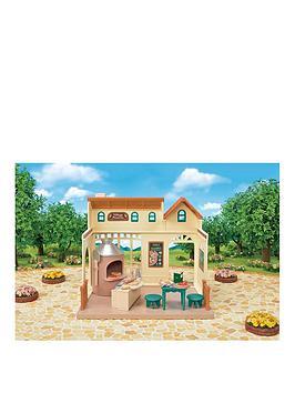 sylvanian-families-village-pizzaria