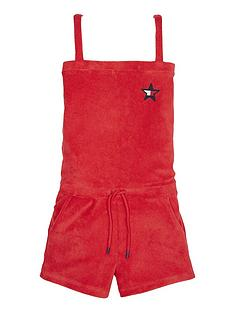 tommy-hilfiger-girls-towelling-playsuit