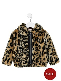 143dfdd37ce River island mini | Jackets & pramsuits | Baby clothes | Child ...